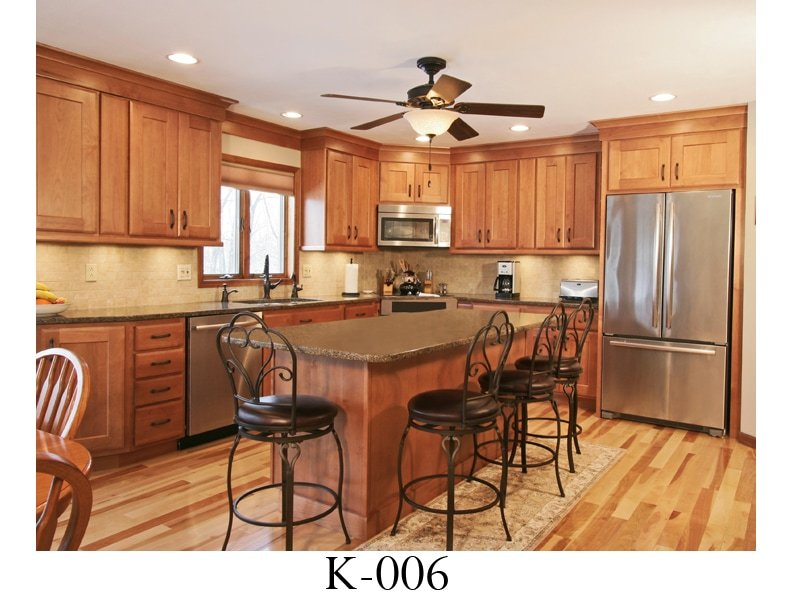 k006-1 kitchen cabinets in Harriman NY Orange County