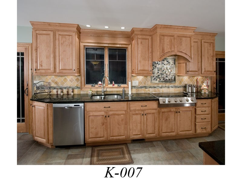 k007-1 kitchen cabinets in Highland NY Orange County