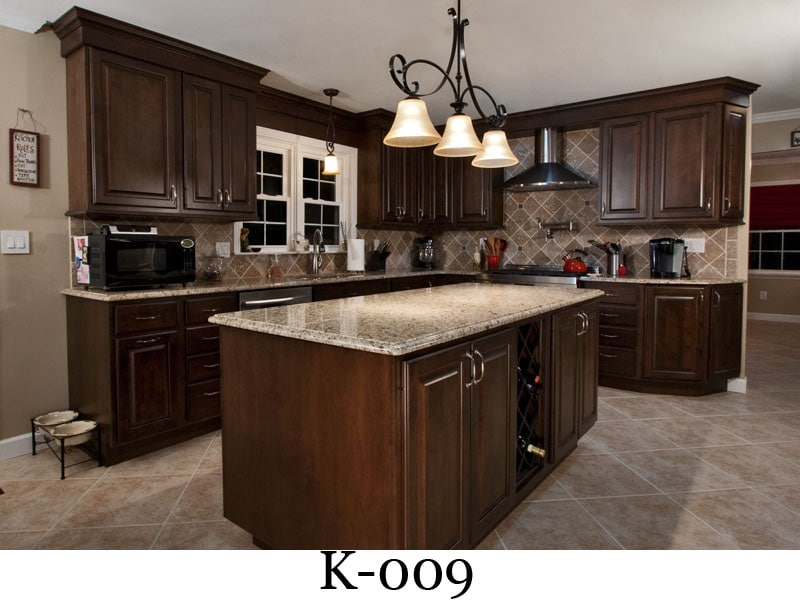 k009-1 kitchen cabinets in Pleasant Valley NY Dutchess County