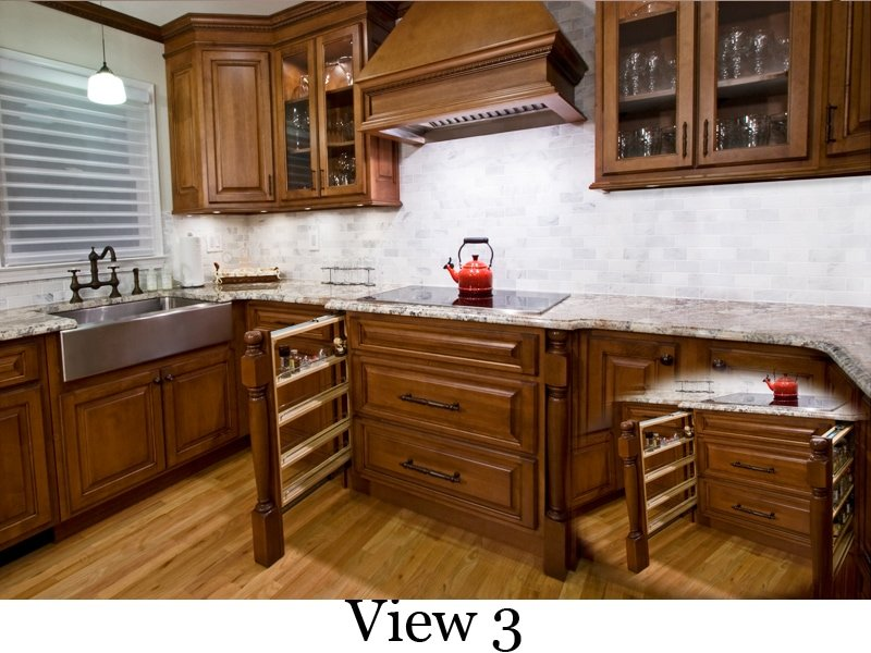 k010-3 kitchen showroom in Wallkill NY Ulster County
