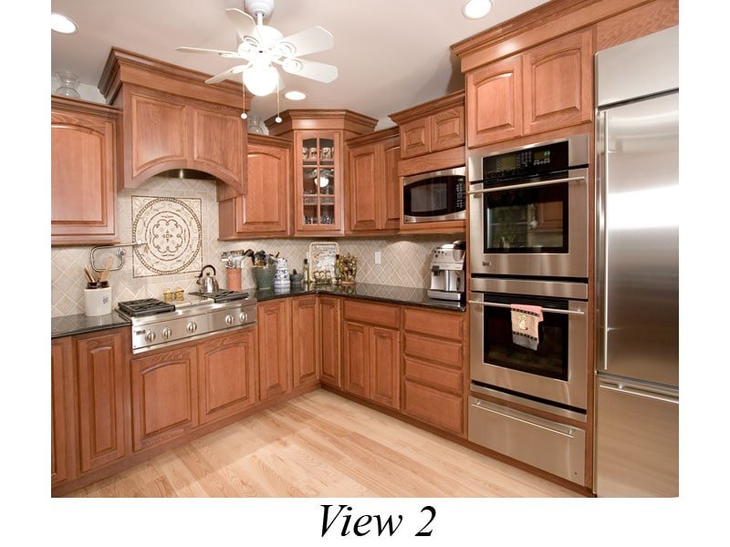 k011-2 kitchen design in Jeffersonville NY Sullivan County