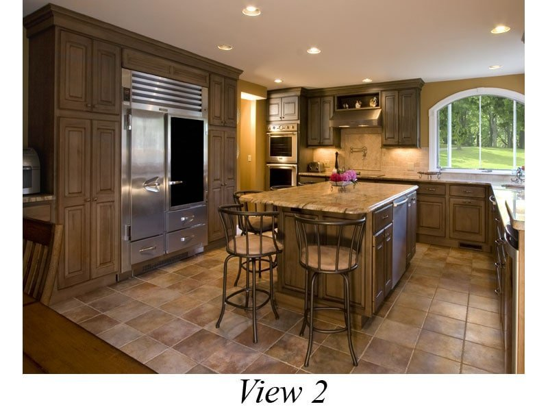 k012-2 kitchen remodeling in Kingston NY Ulster County