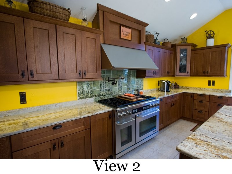 K013-2 kitchen cabinets in Beacon NY Dutchess County