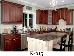 k015-1 kitchen cabinets in Hyde Park NY Dutchess County