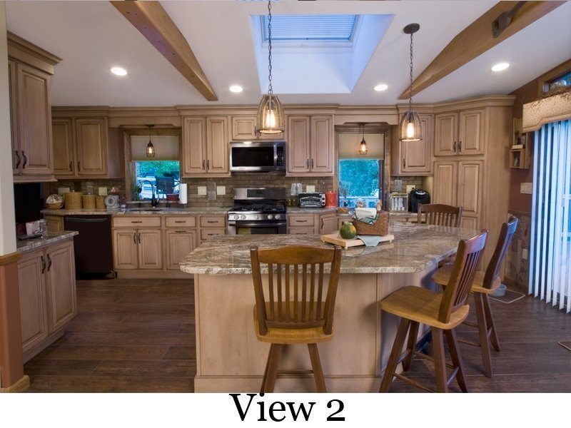 K022-2 kitchen cabinets in Kingston NY Ulster County