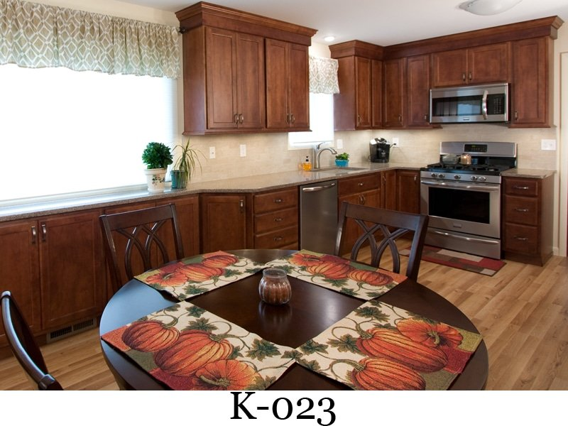 K023-1 kitchen showroom in Ellenville NY Ulster County