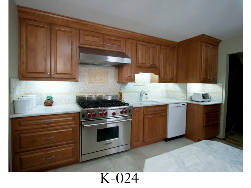 k024-1 kitchen cabinets in Ellenville NY Ulster County