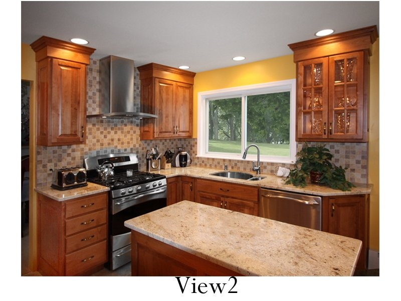k025-2 kitchen cabinets in Beacon NY Dutchess County