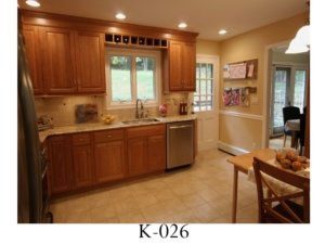 k026-1 kitchen showroom in Forestburg NY Sullivan County