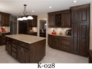 k028-1 kitchen cabinets in Kingston NY Ulster County