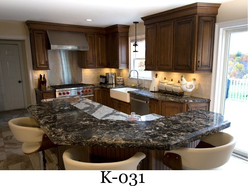 K031-1 kitchen cabinets in Milton NY Orange County