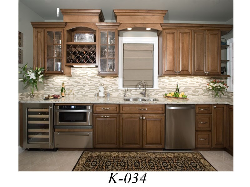 k034-1 Kitchen cabinets in Fishkill NY- Orange-Dutchess-Ulster-Sullivan County
