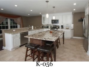 k056-1 Kitchen cabinets in Middletown NY- Orange-Dutchess-Ulster-Sullivan County