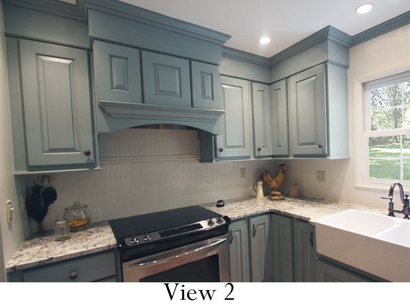 k058-2 Kitchen cabinets in Port Jervis NY- Orange-Dutchess-Ulster-Sullivan County