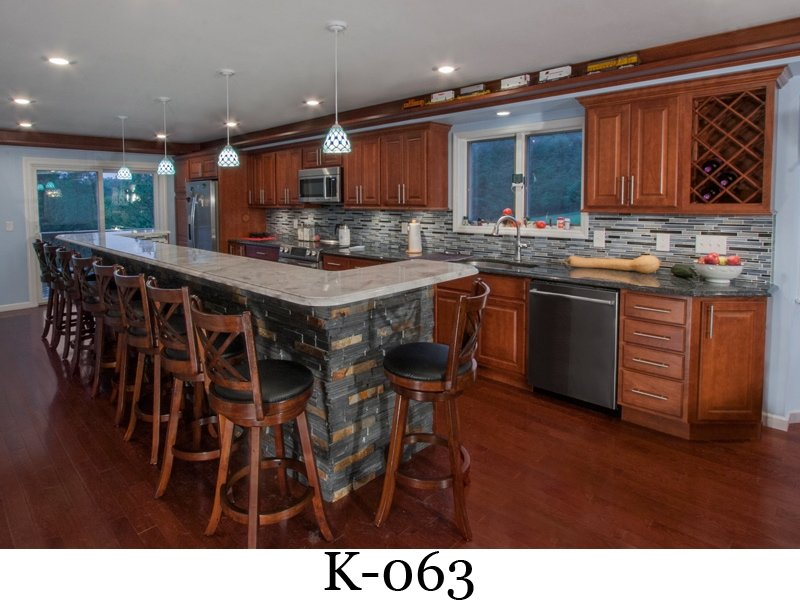 k063-1 ) Kitchen design in Wappingers Falls NY- Orange-Dutchess-Ulster-Sullivan County