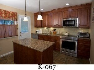 K067-1 Kitchen remodeling in Port Jervis NY- Orange-Dutchess-Ulster-Sullivan County